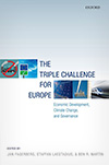 The Triple Challenge for Europe. Economic Development, Climate Change, and Governance