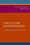 Public Sector Entrepreneurship. U.S. Technology and Innovation Policy