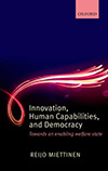 Innovation, Human Capabilities, and Democracy. Towards an Enabling Welfare State