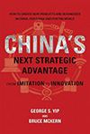 China's Next Strategic Advantage. From imitation to innovation