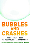 Bubbles and Crashes: The Boom and Bust of Technological Innovation