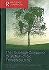 The Routledge Companion to Global Female Entrepreneurship