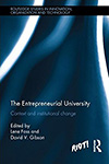 The Entrepreneurial University. Context and institutional change