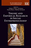 Theory and Empirical Research in Social Entrepreneurship