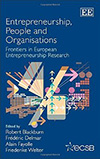 Entrepreneurship, People and Organisations. Frontiers in European Entrepreneurship Research