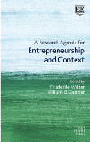 A Research Agenda for Entrepreneurship and Context