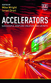 Accelerators. Successful Venture Creation and Growth
