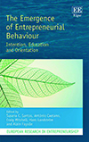 The Emergence of Entrepreneurial Behaviour. Intention, Education and Orientation