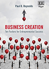 Business Creation: Ten Factors for Entrepreneurial Success