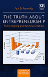The Truth about Entrepreneurship – Policy Making and Business