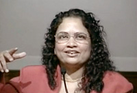 Docent Saras Sarasvathy, Darden School of Business Administration, University of Virginia, USA